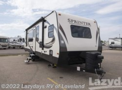 New 2018 Keystone Sprinter Campfire 29FK available in Loveland, Colorado