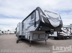 New 2019 Keystone Raptor 424TS available in Loveland, Colorado