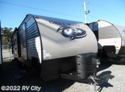 New 2017  Forest River Cherokee Grey Wolf 26RL by Forest River from RV City in Benton, AR