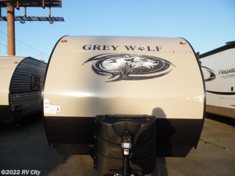 2018 Forest River Cherokee Grey Wolf 27RR
