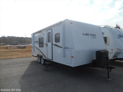 2013 Forest River Flagstaff Micro Lite 23FB