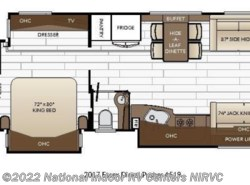 New 2017  Newmar Essex 4519 by Newmar from National Indoor RV Centers in Lewisville, TX
