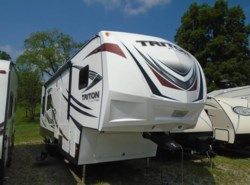 New 2017  Dutchmen Voltage TRITON 2951 by Dutchmen from Schreck RV Center in Apollo, PA