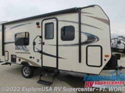 New 2017  Forest River Flagstaff Micro Lite 19FD by Forest River from ExploreUSA RV Supercenter - FT. WORTH, TX in Ft. Worth, TX