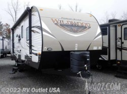 New 2016  Forest River Wildwood 26TBSS by Forest River from RV Outlet USA in Ringgold, VA