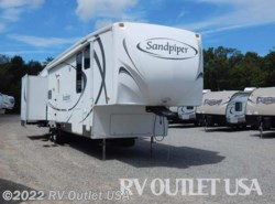 Used 2010  Forest River Sandpiper 345RLG by Forest River from RV Outlet USA in Ringgold, VA