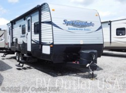 New 2017  Keystone Springdale Summerland 2820BH by Keystone from RV Outlet USA in Ringgold, VA
