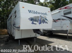 Used 2006  Forest River Wildwood 29BHBS by Forest River from RV Outlet USA in Ringgold, VA