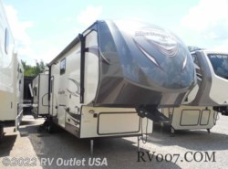 New 2017  Forest River Wildwood Heritage Glen 386FBK by Forest River from RV Outlet USA in Ringgold, VA