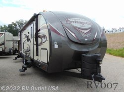 New 2017  Forest River Wildwood Heritage Glen 312BUD by Forest River from RV Outlet USA in Ringgold, VA