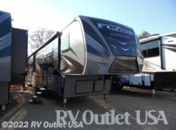 New 2017  Keystone Fuzion 420 Chrome by Keystone from RV Outlet USA in Ringgold, VA