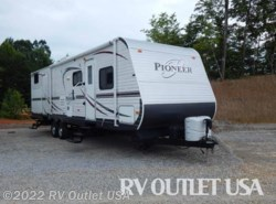 Used 2013  Heartland RV Pioneer DS31 by Heartland RV from RV Outlet USA in Ringgold, VA