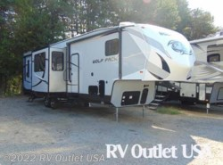 New 2017  Forest River Cherokee Wolf Pack 325PACK13 by Forest River from RV Outlet USA in Ringgold, VA