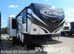 New 2017  Heartland RV Torque 345JM by Heartland RV from RV Outlet USA in Ringgold, VA