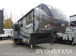 New 2017  Heartland RV Cyclone 4000HD by Heartland RV from RV Outlet USA in Ringgold, VA