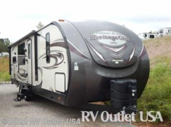New 2017  Forest River Wildwood Heritage Glen 282RK by Forest River from RV Outlet USA in Ringgold, VA