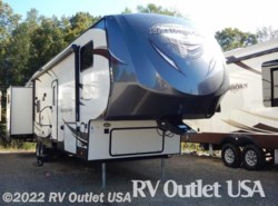 New 2017  Forest River Wildwood Heritage Glen 356QB by Forest River from RV Outlet USA in Ringgold, VA