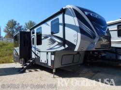 New 2017  Keystone Fuzion FZ417 by Keystone from RV Outlet USA in Ringgold, VA
