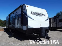 Used 2015 Keystone Springdale 297BHSSR available in Ringgold, Virginia