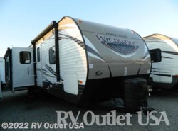 New 2017  Forest River Wildwood 27REIS by Forest River from RV Outlet USA in Ringgold, VA