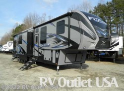 New 2017  Keystone Fuzion 414 X-Edition by Keystone from RV Outlet USA in Ringgold, VA