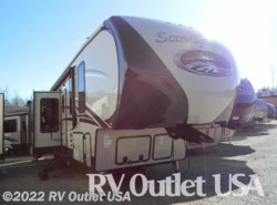 New 2017  Forest River Sandpiper 389RD by Forest River from RV Outlet USA in Ringgold, VA