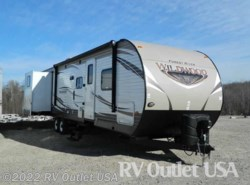 Used 2016  Forest River Wildwood 31KQBTS by Forest River from RV Outlet USA in Ringgold, VA