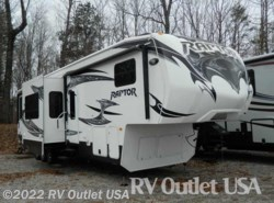 Used 2013  Keystone Raptor 4014LEV by Keystone from RV Outlet USA in Ringgold, VA