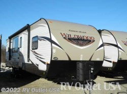 New 2017  Forest River Wildwood 27RKSS by Forest River from RV Outlet USA in Ringgold, VA