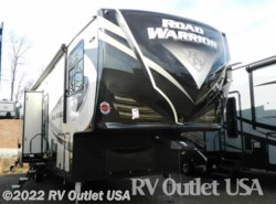 New 2017  Heartland RV Road Warrior RW 413 by Heartland RV from RV Outlet USA in Ringgold, VA