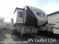 New 2017  Forest River Sandpiper 377FLIK by Forest River from RV Outlet USA in Ringgold, VA