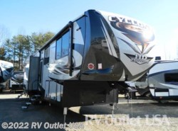 New 2017  Heartland RV Cyclone 4100HD by Heartland RV from RV Outlet USA in Ringgold, VA
