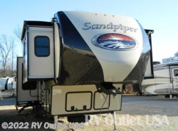 New 2017  Forest River Sandpiper 379FLOK by Forest River from RV Outlet USA in Ringgold, VA
