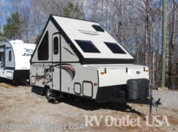 Used 2015  Forest River Rockwood A192HW by Forest River from RV Outlet USA in Ringgold, VA