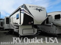 New 2017  Heartland RV Bighorn BH 3760 EL by Heartland RV from RV Outlet USA in Ringgold, VA
