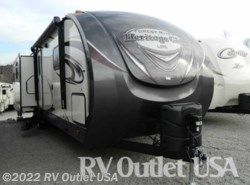 New 2017  Forest River Wildwood Heritage Glen T326RL by Forest River from RV Outlet USA in Ringgold, VA