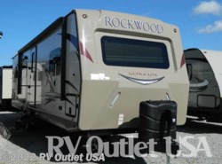 New 2017  Forest River Rockwood 2902WS by Forest River from RV Outlet USA in Ringgold, VA