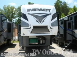 New 2018 Keystone Fuzion Impact 341 available in Ringgold, Virginia
