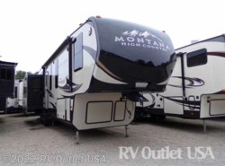 New 2018 Keystone Montana 370BR High Country available in Ringgold, Virginia