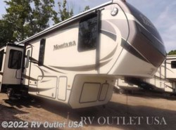 Used 2016 Keystone Montana 3791RD available in Ringgold, Virginia