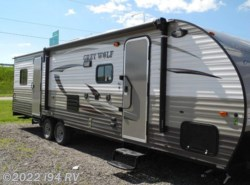 New 2016 Forest River Grey Wolf 27RR available in Wadsworth, Illinois