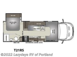 New 2018 Coachmen Orion T21RS available in Milwaukie, Oregon
