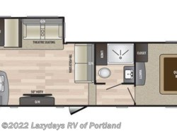 New 2018 Keystone Hideout 292MLS available in Milwaukie, Oregon