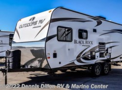 New 2017  Outdoors RV Black Rock 18Db by Outdoors RV from Dennis Dillon RV & Marine Center in Boise, ID