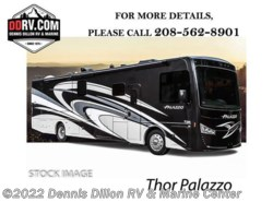 New 2018 Thor Motor Coach Palazzo 33.2 available in Boise, Idaho