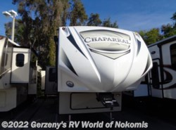 New 2017  Coachmen Chaparral  by Coachmen from RV World Inc. of Nokomis in Nokomis, FL