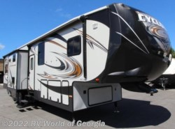 Used 2014  Heartland RV  4100HD by Heartland RV from RV World of Georgia in Buford, GA