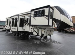 New 2017  Forest River  377FLIK by Forest River from RV World of Georgia in Buford, GA