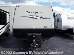 Used 2016  Keystone Passport GT by Keystone from RV World of Lakeland in Lakeland, FL