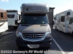 Used 2014  Thor  Four Winds Siesta by Thor from RV World of Lakeland in Lakeland, FL